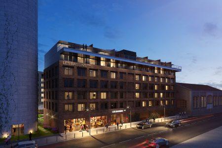 Hôtel 3 étoiles Moxy® Bordeaux
