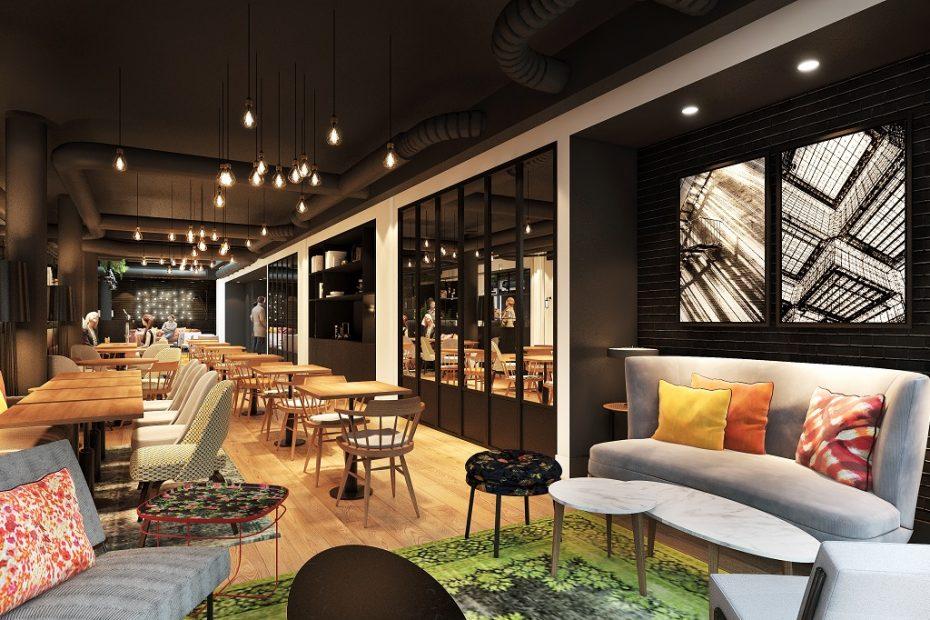 laz h tel spa urbain nouveau boutique h tel dans paris 9 suitcase hospitality. Black Bedroom Furniture Sets. Home Design Ideas