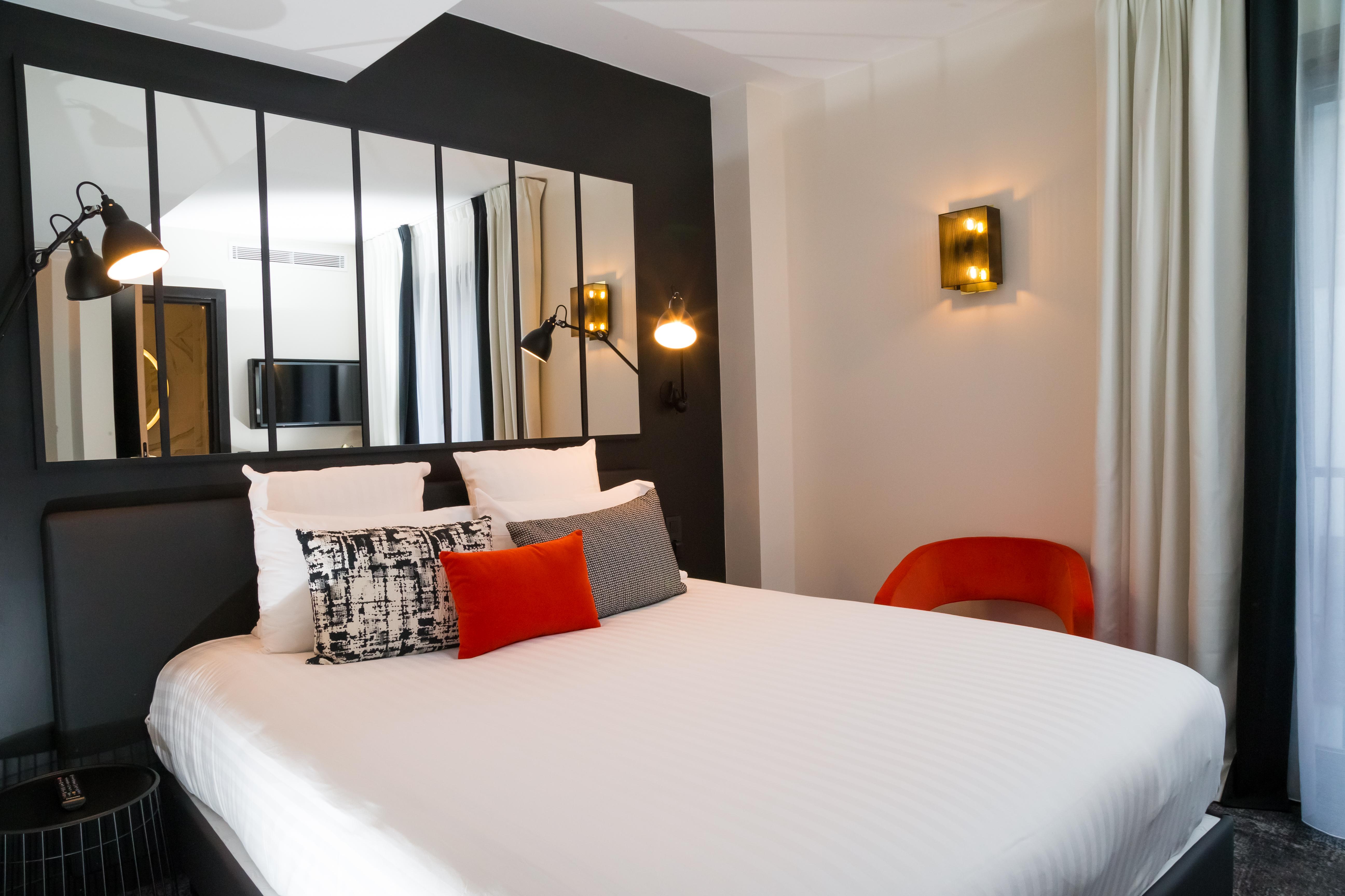 galerie photos des h tels de suitcase hospitality suitcase hospitality. Black Bedroom Furniture Sets. Home Design Ideas