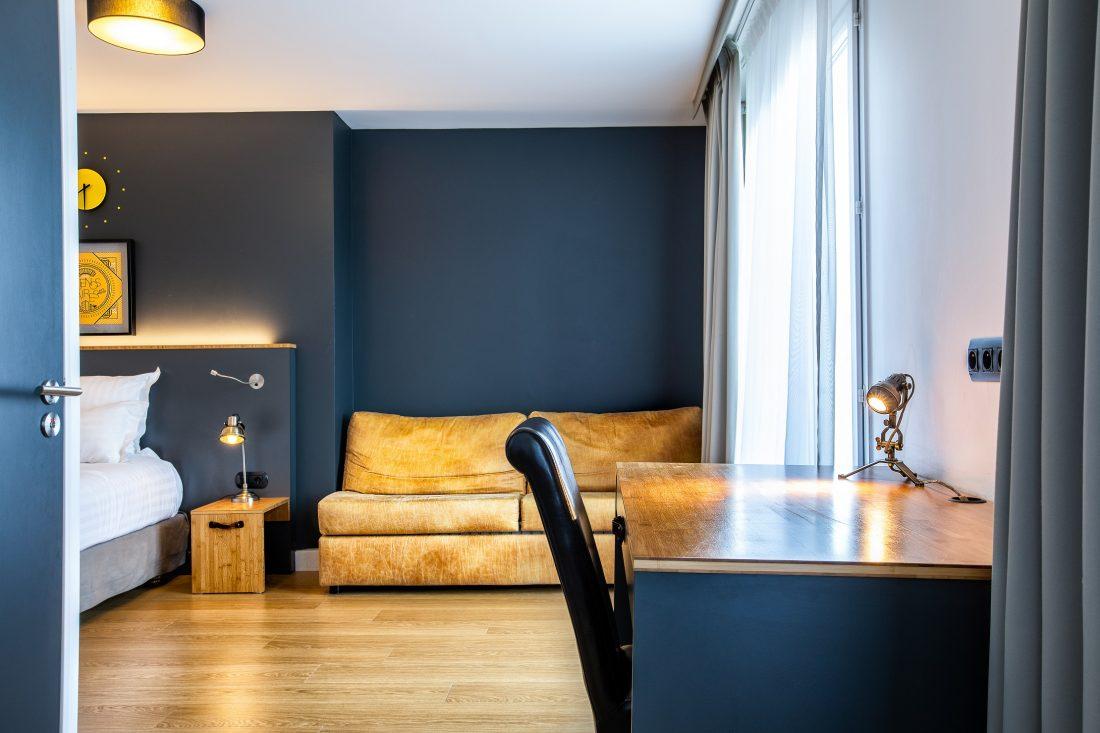 Chambre Hôtel Best Western Plus Suitcase Paris La Défense