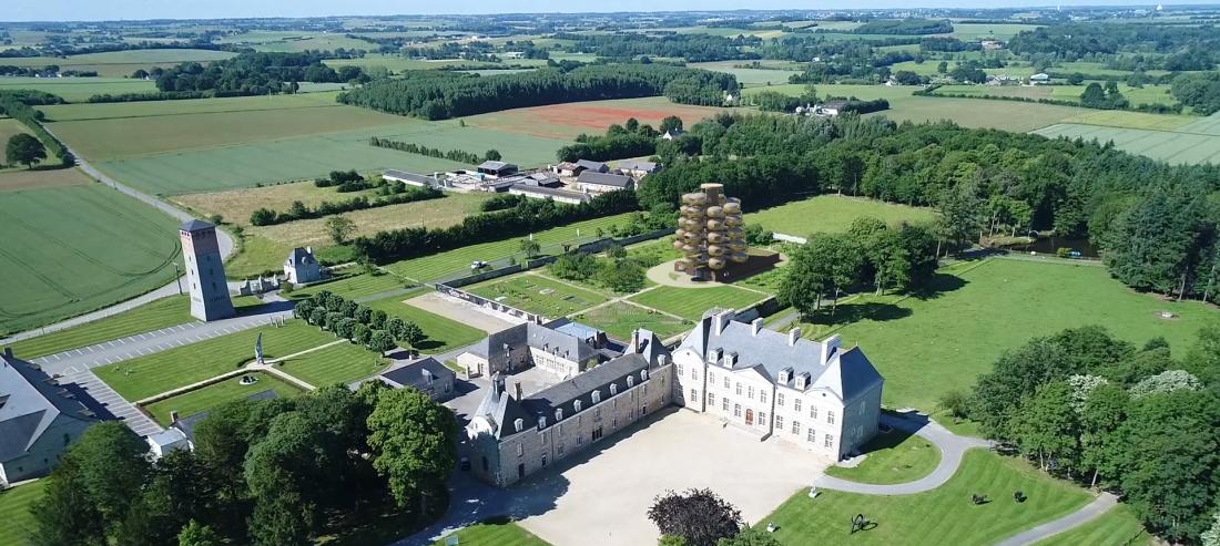 Hôtel Château des Pères, Piré-sur-Seiche