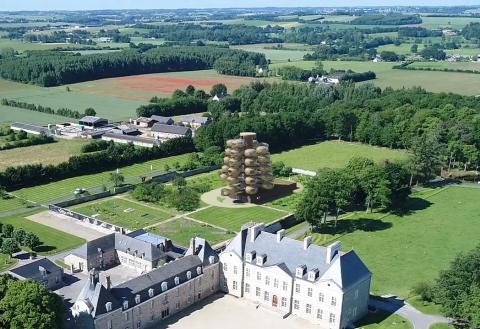 Nouvel Hôtel au Château des Pères